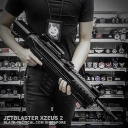 [Black-Tactical.com] The JET Blaster Xzeus 2, full range of upgrades and accessories, the most powerful blaster ever approved for sale in
