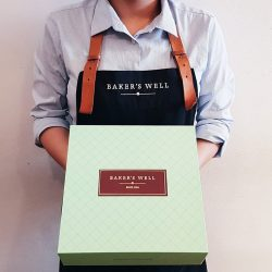 [Baker's Well] What do you think of our mooncake box packaging this year?