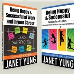 [8Treasures] BEING HAPPY AND SUCCESSFUL SERIES book bundle now only at S$36 (U.