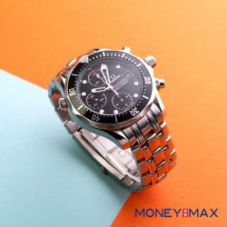 [MONEYMAX] You will never go wrong with this classic Omega piece.