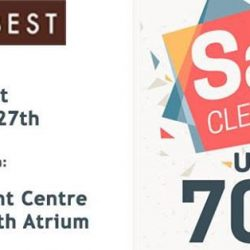 [Everbest] Everbest Shoes is having another round of clearance stock sales!