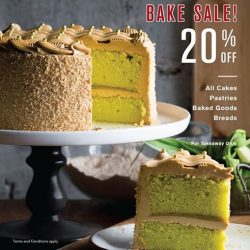 [Cedele] Enjoy your favourite bakes with a sweet deal:[FIND OUT MORE: https://goo.