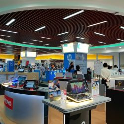 [Gain City] From LED monitors to laptops, storage devices, earphones and more, level 2 of the Gain City Megastore @ Sungei Kadut is