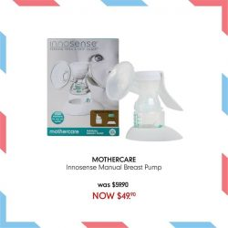 [Mothercare] BREASTFEEDING MONTH OFFERS!