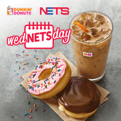 [Dunkin' Donuts Singapore] There's never been a better time for a mid-week treat!