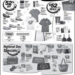 [BHG Singapore] BHG celebrates Singapore's 52th birthday with $52 deals and more national day specials!