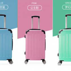 [Surpassing] Lucky Draw - Free sweet cabin luggage with every $52 spent !
