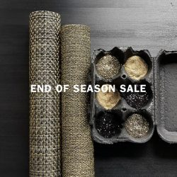 [Chilewich] Our End of Season Sale starts today!