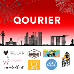 [Sunlife] In conjunction with National Day, we are proud to be featured by Qourier as an outstanding local brand!