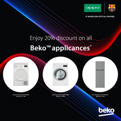 [OPPO] If you're looking for partners to stand by you so that you have more time to play, Beko is