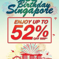 [Sportslink] Happy 52nd Birthday Singapore!
