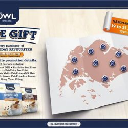 [Owl Café] Join us for our Everyday Favourites Coffee Sampling Promotion in participating supermarkets!