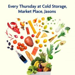 [Cold Storage] It's UOB Delight Day every Thursday at Cold Storage until the end of September!