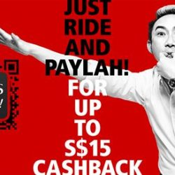 [DBS Bank] Now, all you need is your mobile phone to scan a QR Code and PayLah!