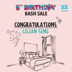 [Changi Recommends] Our 5th Birthday Bash Sale has come to an end.