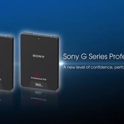 [Sony Singapore] With the Sony G Series Professional SSD, experience longevity of a drive that gives you the confidence to do more