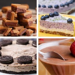 [Maybank ATM] Enjoy these dairy-free desserts, perfect for an indulgent weekend.