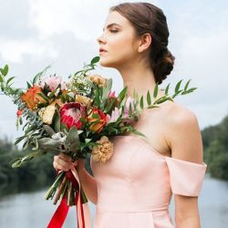 [LOVE AND BRAVERY] LAB x ADORNINGLORY EXCLUSIVELooking for the perfect floral arrangement for your wedding?
