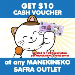 [Manekineko Karaoke Singapore] LIMITED STOCK AVAILABLE NOW, ACT FAST!