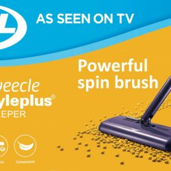 [JML] Looking for cordless and rechargeable sweeper?