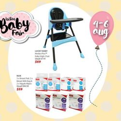 [Isetan] It's never too early to prepare for the arrival of your newborn!