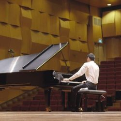 [YAMAHA MUSIC SQUARE] Click play to witness the beauty and power of our Yamaha nine-foot CFX full-size concert grand piano this