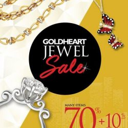 [Goldheart Jewelry Singapore] Goldheart Jewel Sale is back!