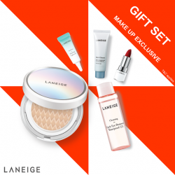 [Laneige] Celebrate National Day with us with these exclusive $52 promotions as the nation turns 52!