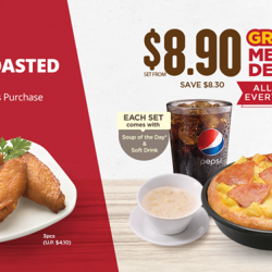[Pizza Hut Singapore] You won't want to miss this!