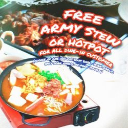 [Daessiksin 大食神] For a limited period, when you dine at United Square Daessiksin Korean bbq buffet, you can enjoy a free army