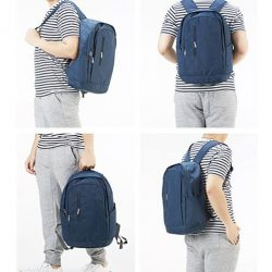 [Praise] This Backpack offers durable construction with adjustable buckles for a comfortable fit.