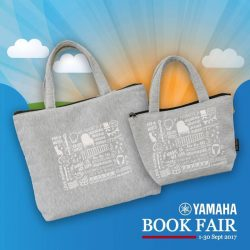 [YAMAHA MUSIC SQUARE] The annual Yamaha Book Fair is back!