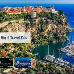 [Citibank ATM] The Big 4 Travel Show 2017 is now on!