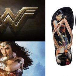 [DOT Singapore] The Havaianas Wonder Woman flip flops offers the ultimate expression of girl power with bold prints inspired by the iconic