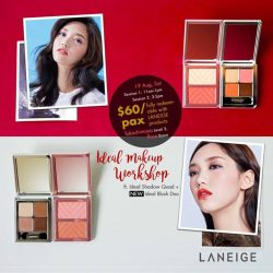 [Laneige] What's your Ideal makeup look?