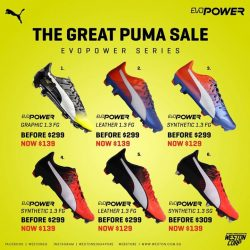 [WESTON CORP] The Great Puma Sale Starts Tomorrow At All Weston Stores And Online www.