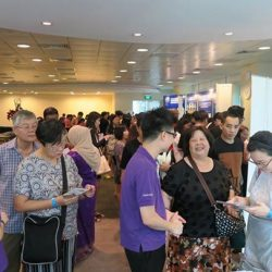 [Thomson Chinese Medicine] Held at NTUC Centre Level 7 Auditorium, Parenting For The Future offers an educational and informative platform for parents to
