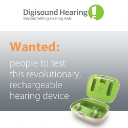 [Digi-Sound Hearing Care Centre] Tired of frequent replacement of your hearing aid batteries?