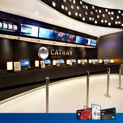 [UOB ATM] Step into another world when you enjoy blockbuster hits at Cathay Cinemas!