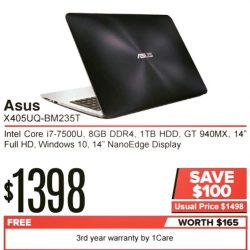 [Newstead Technologies] Looking for a laptop with immersive display and easy portability?