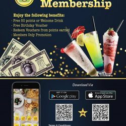 [Empire State] Download Empire State App to stay tune to our latest promotions and free gifts!