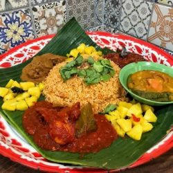[HAJJAH MARIAM CAFE] We serve Nasi Tomat Dulang On Friday, Saturday & Sunday.