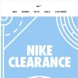 [Nike] New Markdowns. Up to 30% Off! Don't Miss Out.