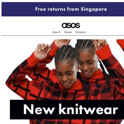 [ASOS] Just knit-pickin'