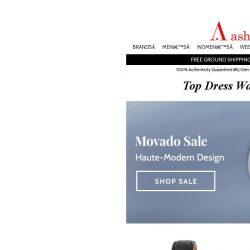 [Ashford] Shop Movado and Emporio Armani - On Sale for a Limited Time