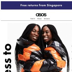 [ASOS] See into your future (wardrobe)