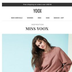 [Yoox] Inspiration: in Miss YOOX's closet