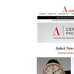 [Ashford] Stunning New Selection of Certified Pre-Owned