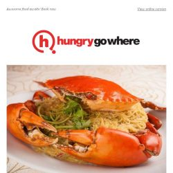 [HungryGoWhere] , are you still keen on a reservation?