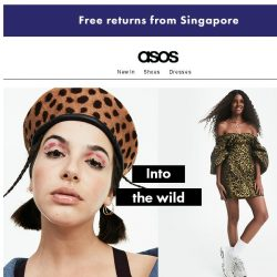 [ASOS] The wildest trend of AW17